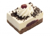 Blackforest cherry cake, not cut