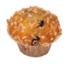 Premium Blueberry-Muffin m. Deko