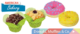 Donuts, Muffins